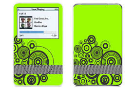 ipods green
