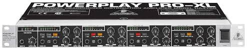 behringer powerplay pro xl ha4700
