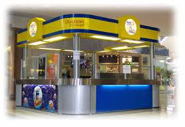 mall kiosks