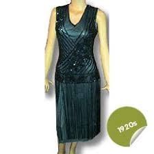 beaded flapper dresses