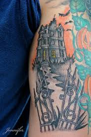 haunted tattoos