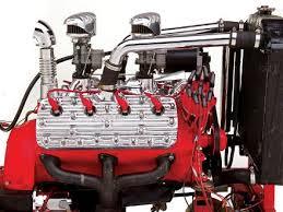 flathead ford motor