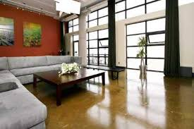 cement floor finishing