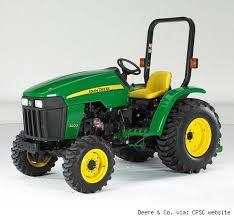 jhon deere tractor