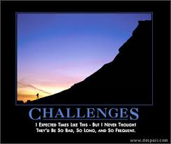 challenges poster