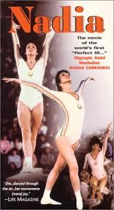nadia gymnastic
