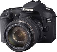 eos 30d canon