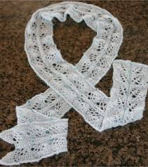 free knitted scarf patterns