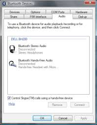 dell bluetooth headphone