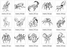 clip art insects