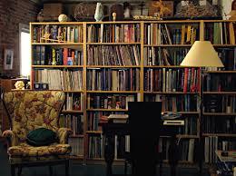 castle bookshelf