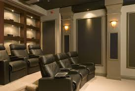 home entertainment rooms