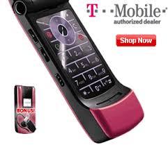 pink motorola phone