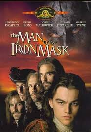 man in the iron mask dvd