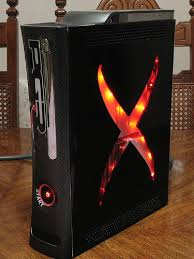 red xbox