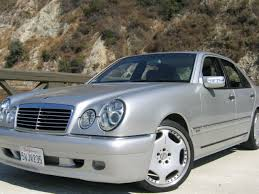 1997 mercedes e class