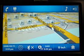 gps 3d map