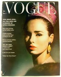 old vogue magazines
