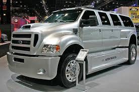 new ford trucks