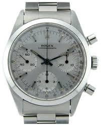 rolex chronograph watch