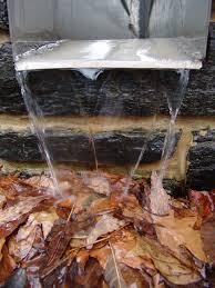 rainwater runoff