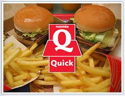 Bon de réduction de restaurants Quick
