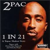 2 Pac - 1 In 21 (australian Version)