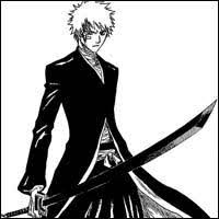 how to draw ichigo bankai