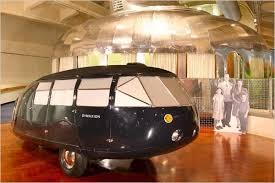 buckminster fuller car