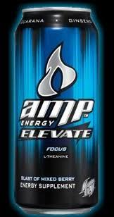 amp energy flavors