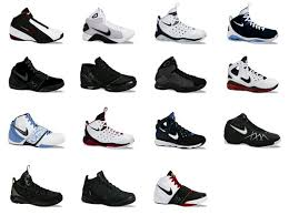 nikes basketball shoes