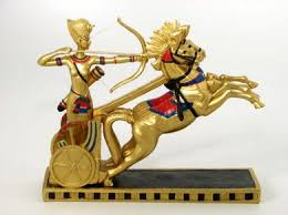 egyptian war chariots