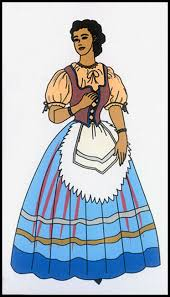 italy traditional dress