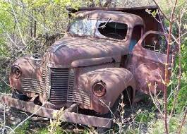 old junk cars