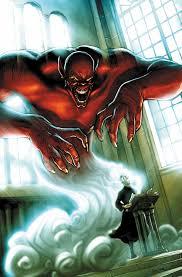 demonic spirit