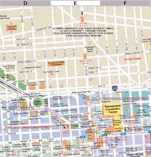 downtown philadelphia map