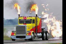fastest truck on earth