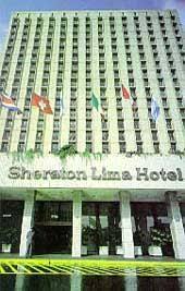 hotel sheraton peru