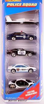 hot wheels police