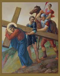 stations of the cross paintings