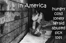 homeless runaways