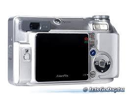 fujifilm fine pix e550