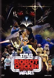 robot chicken star wars 2 dvd