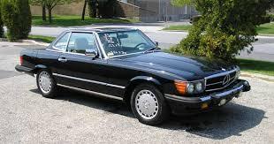 1989 mercedes 560 sl