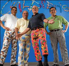 bad golf pants