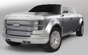 ford future trucks