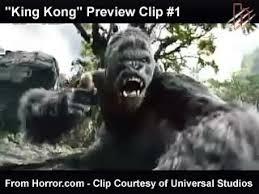 king kong clips