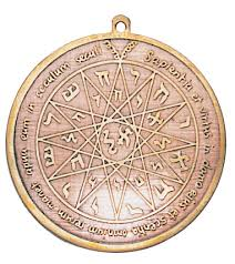 solomon talisman