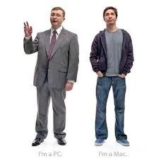 mac vs pc commercial
