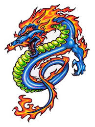 dragon tattoos galleries